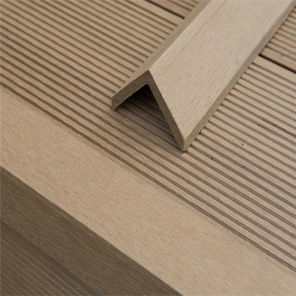 Hollow domestic grade wpc decking for Wpc decking